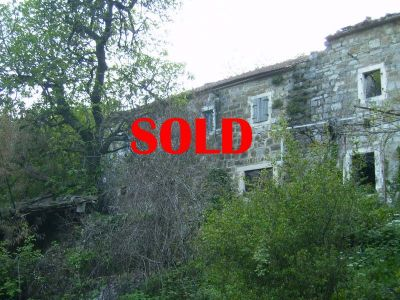 0009 (14) sold sold old stone ruin in bijela, tivat bay, montenegro €65,000