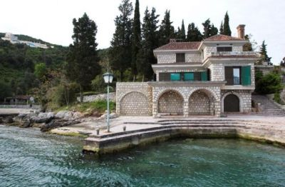 rose1 rose, lustica, unique waterside villa on large plot with it`s own mooring for sale, €1,800,000