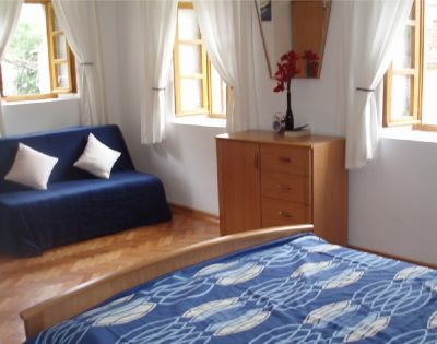 6 spacious house, situated 20 metres from the waterfront in perast