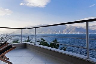 4 lustica - krasici, sea side luxury villa with private pool