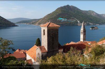 5 stunning waterfront resort boka gardens in a quiet village, kostanjica, from € 117,000, Kostajnica
