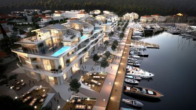 porto novi montenegro porto novi s for sale, the adriatic's most sophisticated mixed-use resort destination, Herceg Novi