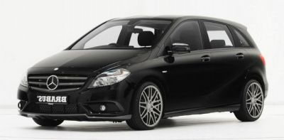 1428347537 2012 mercedes b class tuned by brabus photo gallery_5 v&d boka rent a car, Tivat