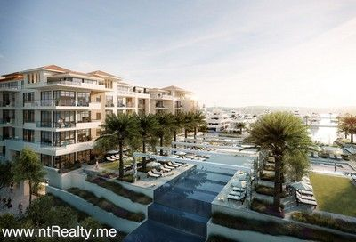regent pool club residences  (1) porto montenegro- regent pool club residence no.503 for sale €1.271,000, Tivat