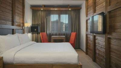 suite guestroom city four points by sheraton kolasin montenegro europe