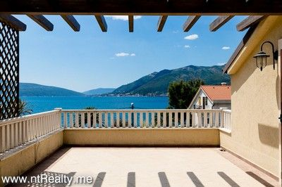 donja lastva tivat 8 bedroom villa with pool (129) 53