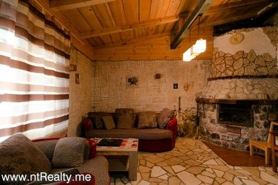 house in krasici (3) lustica - krasici, a small house with garden  for sale € 85.000, Tivat