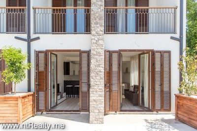 andrijabudva0624_158 tivat - donja lastva, town houses in a new built residential complex for sale €278,000