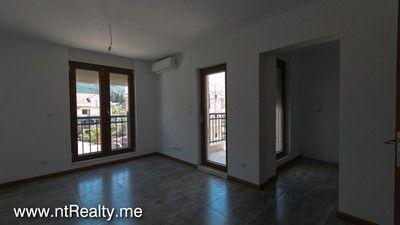img_6953 4 tivat bay - donja lastva, 2 bedroom  in brand new private complex for sale €154,000