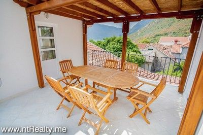 strp stone house villa 352 (5) sold kotor bay - strp, waterfront stone villa on the first line for sale €315,000