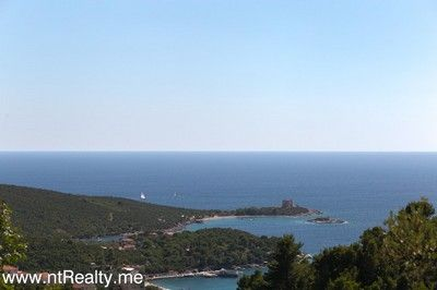 lustica tici plot (2) lustica bay - tici, plot with views over fort arza and adriatic sea for sale €85,000