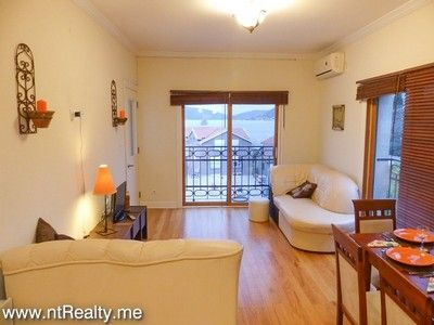 lounge area sold tivat - donja lastva, modern 2 bedroom  with sea views €120,000 sold