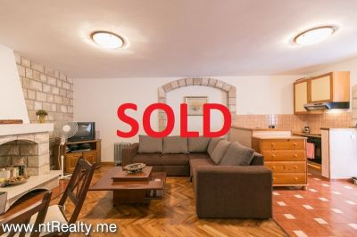 sold sold kotor bay- 1 bedroom  in the heart of perast €130,000 sold