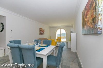 img_6716 lustica bay - one bedroom  with garage overlooking open sea for sale €440,000, Tivat