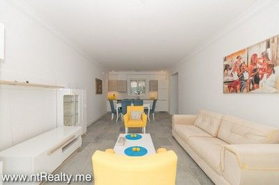 img_6718 lustica bay - one bedroom  with garage overlooking open sea for sale €440,000, Tivat