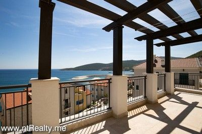 img_6737 lustica bay - 1 bedroom  with large terrace overlooking bay for sale €425,000, Tivat