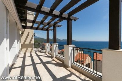 img_6739 lustica bay - 1 bedroom  with large terrace overlooking bay for sale €425,000, Tivat