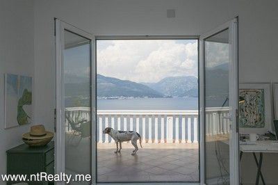 img_6597 lustica - krasici, scandinavian house with commanding views over tivat bay for sale €135,000