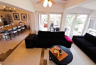 5 sea side luxury villa with private pool, krasici, € 425,000, Tivat