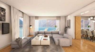 5 png newly built s in dobrota just 250m from the sea, €55,500 - €659,000, Kotor
