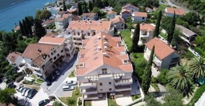1 excellent one bedroom  in complex with swimming pool, djenovici, herceg novi, €88,000