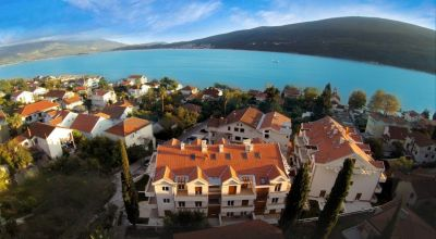 1dj excellent one bedroom  in complex with swimming pool, djenovici, herceg novi, €88,000