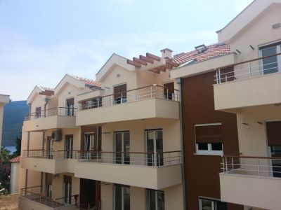2 excellent one bedroom  in complex with swimming pool, djenovici, herceg novi, €88,000