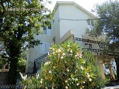 villa mrkovi (4) lustica bay - mrkovi, villa with pool for sale €150,000, Tivat