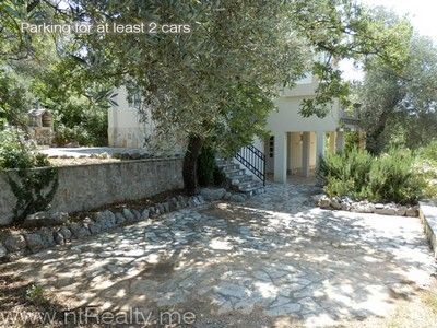 villa mrkovi (5) lustica bay - mrkovi, villa with pool for sale €150,000, Tivat