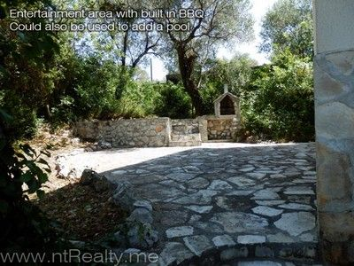 villa mrkovi (6) lustica bay - mrkovi, villa with pool for sale €150,000, Tivat