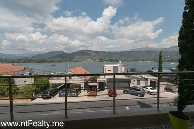 house in djurasevici (17) hot offer tivat bay - djurasevici, house with sea views for sale €390,000