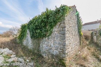 gosici stone ruin with 492m2 plot  (2) tivat bay - gosici, stone ruin with 492m2 plot for sale €48,000