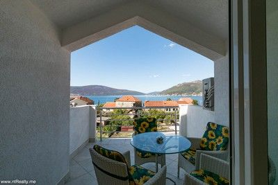 img_7495 tivat - donja lastva, one bedroom  with amazing sea view for sale €120,000
