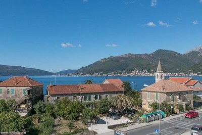 img_7497 tivat - donja lastva, one bedroom  with amazing sea view for sale €120,000