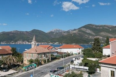 img_7499 tivat - donja lastva, one bedroom  with amazing sea view for sale €120,000