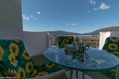 img_7516 tivat - donja lastva, one bedroom  with amazing sea view for sale €120,000