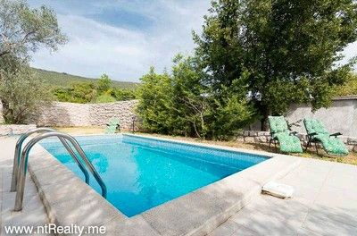 untitled (1 of 12) lustica - mrkovi, villa with pool for sale €159.500, Tivat