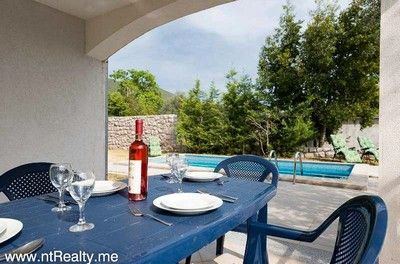 untitled (2 of 12) lustica - mrkovi, villa with pool for sale €159.500, Tivat