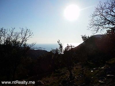 p3140839 lustica - tici, plot for sale €160,000, Tivat