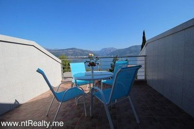 lustica   krasici apartment for sale 170 (9) lustica - krasici, 61m2  - great terrace and views over tivat bay for sale €66,500