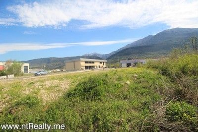 tivat budva road commercial land (23)