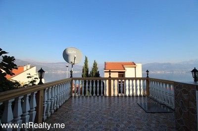 krasici, apartment with terrace 190(24) lustica - krasici,  with large terrace and sea views for sale €60,000, Tivat