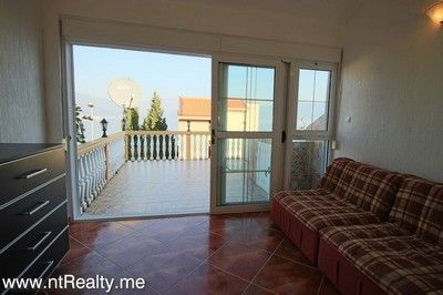 krasici, apartment with terrace 190(27) lustica - krasici,  with large terrace and sea views for sale €60,000, Tivat