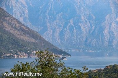 morinj_house (3) kotor bay - morinj, semi-detached house with view over perast for sale €85,000