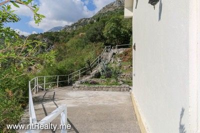 morinj_house (9) kotor bay - morinj, semi-detached house with view over perast for sale €85,000