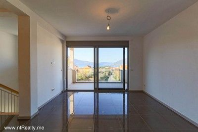 img_7928 tivat bay - mazina, 2 bedroom duplex  with sea view for sale €147,000