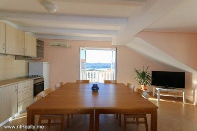 kava (29) sold tivat bay- kava, 2 bedroom penthouse in calm private area €90,000 sold