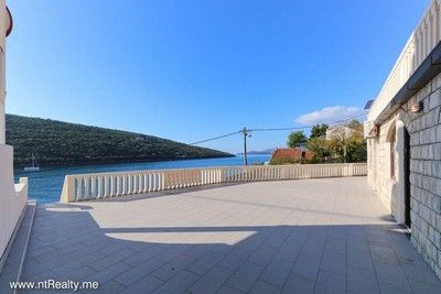 bigova (17) lustica - bogova, 1 bedroom  with exceptional panoramic sea view for sale €80,000, Tivat