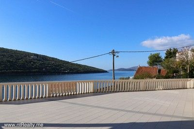 bigova (8) lustica - bogova, 1 bedroom  with exceptional panoramic sea view for sale €80,000, Tivat