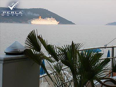 pogled_sa_terase hotela_perla, Herceg Novi